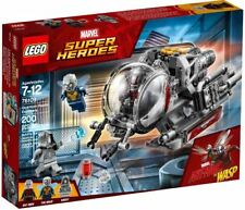 LEGO 76109 Super Heroes Ant-man and Wasp Marvel Quantum Realm Explorers (new)
