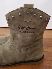 Bottines Pepe Jeans P 36 en TBE