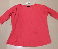 New & Tag SPORTSGIRL COMFY T SHIRT TOP CASUAL SZ S -M 10 - 12 Free Post RP $40