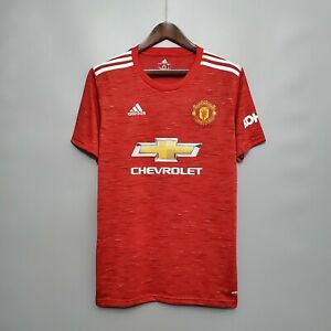 Man Utd Home and Away Jersey 20/21 / Plain Jersey/ No name or Number