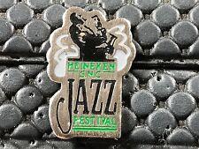 pins pin BADGE MUSIQUE MUSIC JAZZ HEINEKEN BIERE BEER