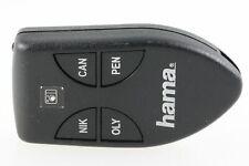 Hama Remote Switch Fernauslöser für Canon Nikon Pentax Olympus