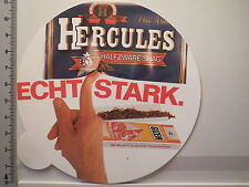 Aufkleber Sticker Hercules Halfzware Shag - Tabak - Tobacco - Decal (4074)