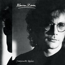 CD Sentimental Hygiene (1987) Warren Zevon; feat. R.E.M., Bob Dylan, Neil Young