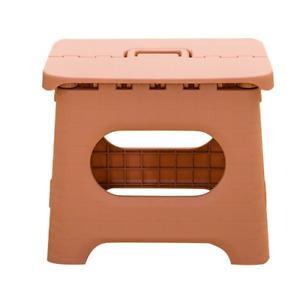 Portable Folding Step Stool Durable for AdultsChildren Home Travel Non Slip Safe