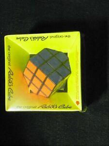 Original Rubik's Cube, Sealed in Original Box, New, Unused (40th Anniversary)