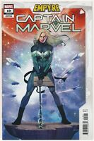 Captain Marvel #19 1st Cameo Accuser Corps Ariel Olivetti Empyre Variant