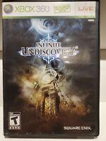 Infinite Undiscovery (Microsoft Xbox 360, 2008)