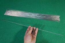 "1.6mm Dia Titanium 6al-4v round bar .062"" x 20"" Ti Gr5 Welding grade 5 rod 50pcs"