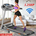 3.25HP Folding Treadmill Home Duty Heavy Electric Incline Running Machine NEW.<<