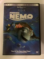 Finding Nemo Dvd (2 Disc Collector's Edition) *Free Shipping*