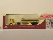 Lledo Trackside DG175000 Scammell Handyman Flatbed Trailer Blue Circle Cement