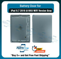 Back Housing for iPad 6th Gen 9.7 2018 A1893 WiFi Version ( Gray )