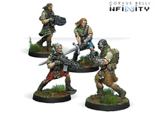 45th Highlander Rifles - Ariadna Infinity Corvus Belli - New & Sealed