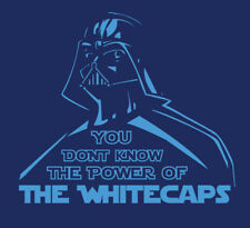 Darth Vader Vancouver Whitecaps shirt Star Wars MLS Soccer Football White Caps