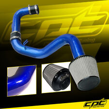 06-09 VW Golf GTI Turbo 2.0T 2.0L Blue Cold Air Intake + Stainless Steel Filter