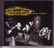 SATELLITE PARTY Wish Upon a Dog Star PROMO CD Single Jane's Addiction Extreme