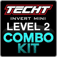 TECHT Invert Mini Level 2 Combo Kit Upgrade - MRT Delrin Bolt
