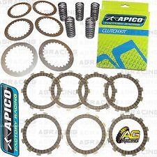 Apico Clutch Kit Steel Friction Plates & Springs For Honda CR 125 1995 Motocross