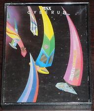 MSX. Cyberun
