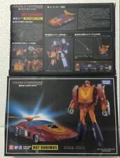 Transformers Masterpiece MP-28 Rodimus Cybertron Cavalier Action Figure  is KO