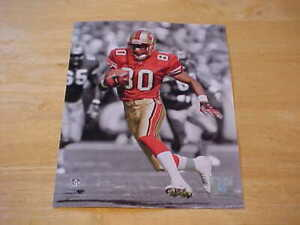 Jerry Rice 49ers Action Spotlight LICENSED 8X10 Photo FREE SHIPPING 3/more
