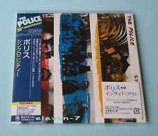 THE POLICE Synchronicity JAPAN mini lp cd brand new & still sealed