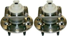1-PAIR ( 2 ) Wheel Bearings and Hub Assembly Rear GMB 730-0037