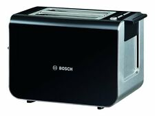 Tat8613gb Styline 2 Slice Toaster Tat8613 Black by Bosch