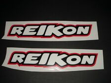 Reikon Pegatina Sticker decal racing patrocinador decal bapperl pegamento logo s7