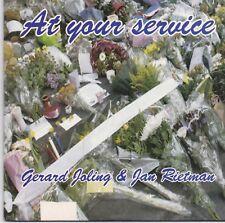 Gerard Joling&Jan Rietman-At Your Service cd single