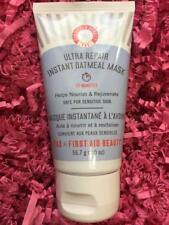 FIRST AID BEAUTY FAB Ultra Repair Instant Oatmeal Mask 2oz/56.7g Full Size - NEW