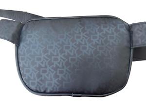 Ladies DKNY Bum Bag Black 0/S W21 x H15cm New Click Buckle