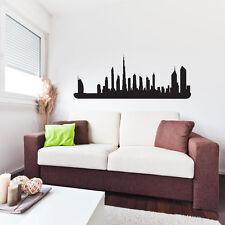 Dubai City Skyline Vinyl Wall Art Decal for Home Decor / Interior Design / Be...