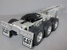 Aluminum Tamiya 1/14 R/C Semi Truck 3 Axles Dolly Trailer 5th with wheel Coupler