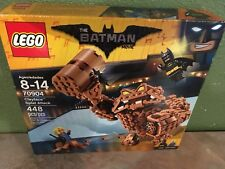 The BATMAN MOVIE LEGO # 70904  Clayface Splat Attack 448 Pcs. NEW