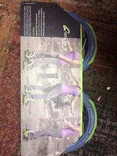 Inventist Inc Orbitwheel Skates Green / Blue Move Any Direction