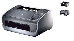Canon laser Fax - L100, fax-fotocopiatrice (copie di documenti fino a 99 copie)