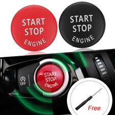 Start Stop Engine Button Switch Red Cover BMW X5 E70 X6 E71 3 E90 E91 E92 E93