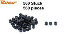 Roco H0 61181 Schienendämpfungselemente geoLine 560 Stück (10 Pakete) - NEU