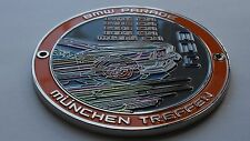 BMW 6 series  E24 628csi 630csi 633csi 635csi m635csi grill badge emblem badge