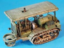 Resicast 1/35 Holt Heavy Artillery Caterpillar Tractor WWI [Resin + PE] 351240