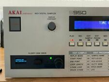 USB Floppy Emulator With OLED Rotary for Akai S900 S950 incl 550+ sound disks