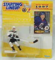 Keith Tkachuk Phoenix Coyotes NHL 1997 Starting Lineup Figure NIB Kenner Hockey