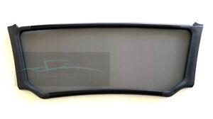 Genuine BMW Z4 (E85) Convertible Wind Deflector Windschott & Bag Immaculate