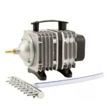 Ecoplus 5 Commercial Air Pump 80 Watt 1300 GPH -aquarium hydroponic eco plus