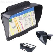 GPS Sun Shade Visor For Garmin Nuvi 2797LMT All 7in GPS Devices Anti Glare