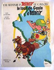 """BD ASTERIX LE GAULOIS """"LE TOUR DE GAULE D'ASTERIX"""" / DARGAUD 1967"""
