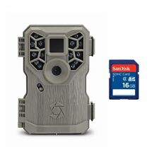 Stealth Cam 8MP 14 IR Emitter Hunting Game Trail Camera with Video and SD Card