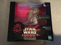 Hasbro STAR WARS: EPISODE 1 Anakin Skywalker 12'' Scale Action Figure Poseable
